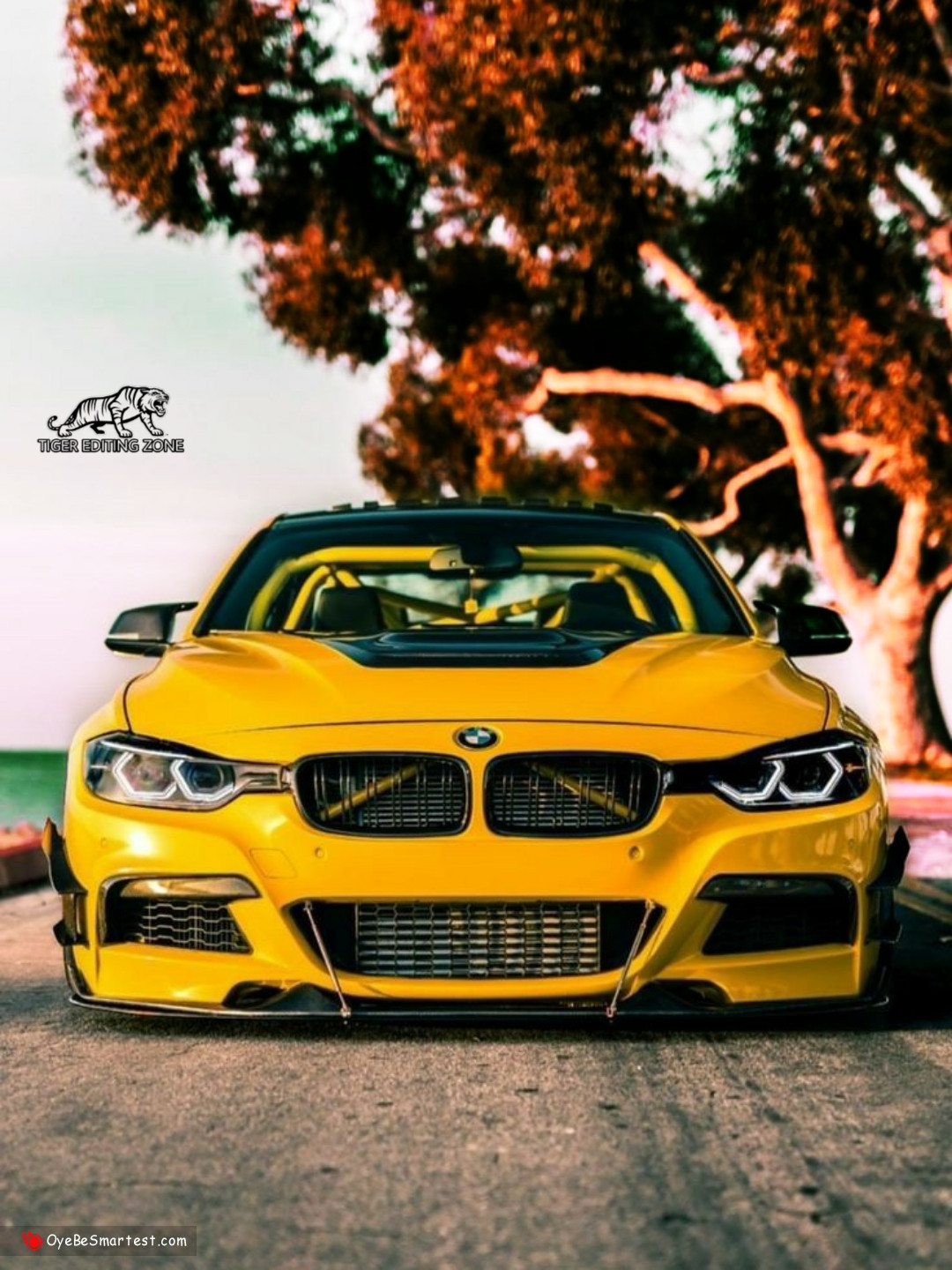 Yellow Colour Bmw Car Cb Picsart Editing Background Full Hd Image Free Dowwnload