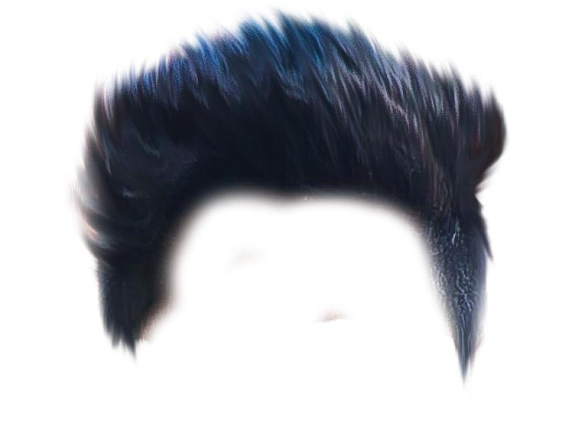 Simple CB Hair PNG - Editing