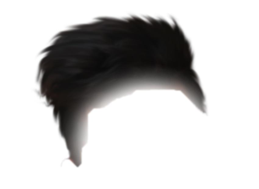 CB hair.