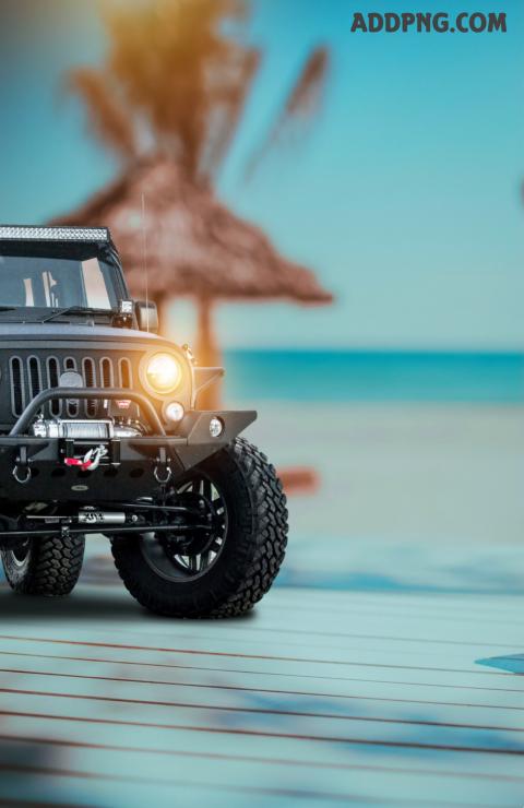 Jeep New CB Background HD