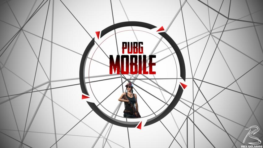 PUBG logo Wallpaper HD 4K