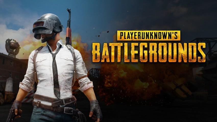 PUBG player unknown battlegr