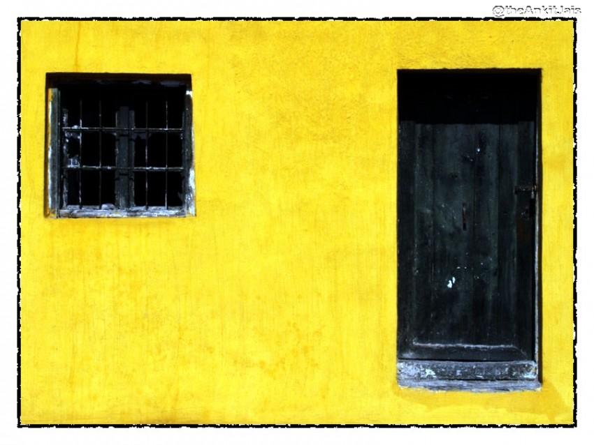 Yellow Colourfull PicsArt Ba