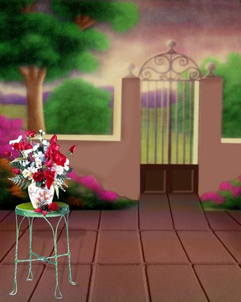 Wall Flower Studio Backgroun