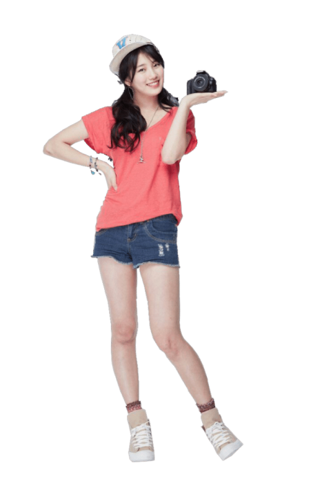 CB Girls PNG for Editing sho