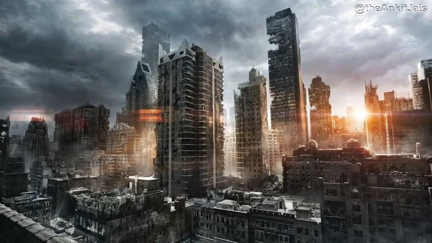 City Manipulation Background
