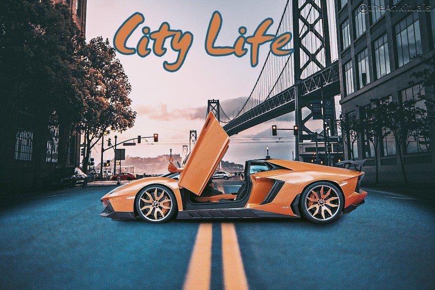 City cb Editing Background H