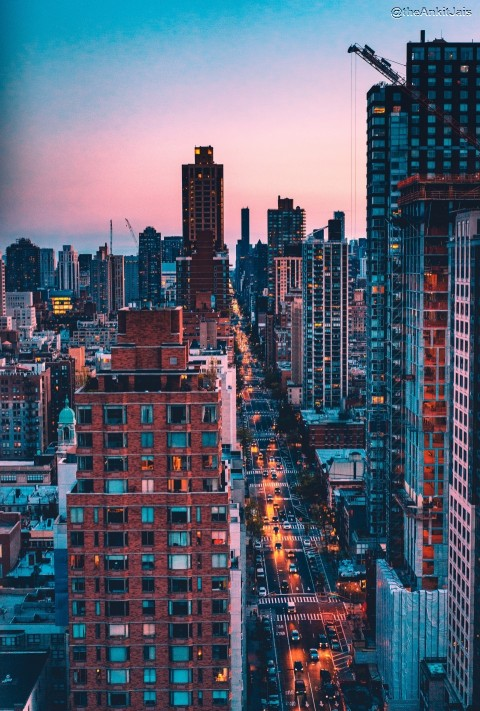 City Manipulation Editing Ba