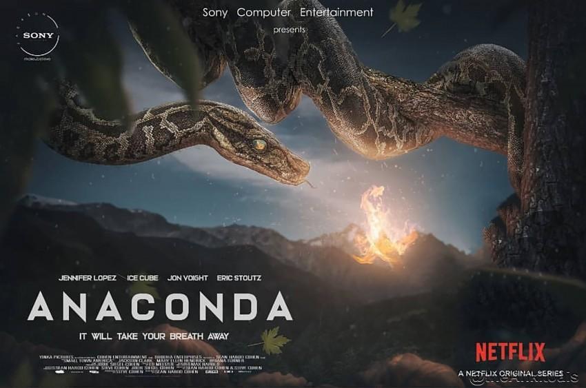 Anaconda Sony Jackson Editin