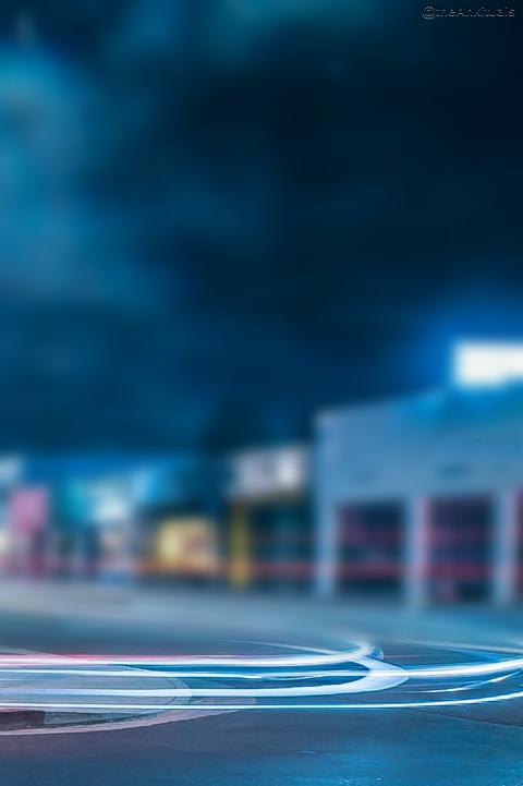 CB Background Blurred HD