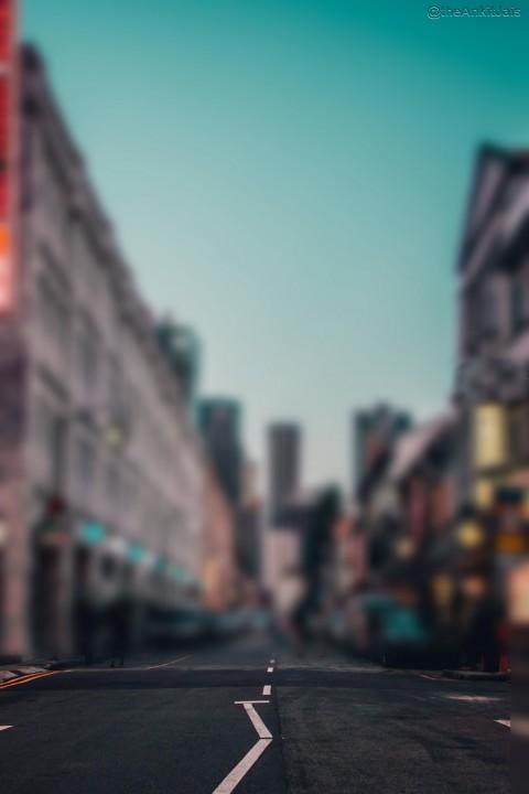 CB Background, Blurred HD