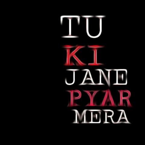 Hinglish Love Text PNG Picsa