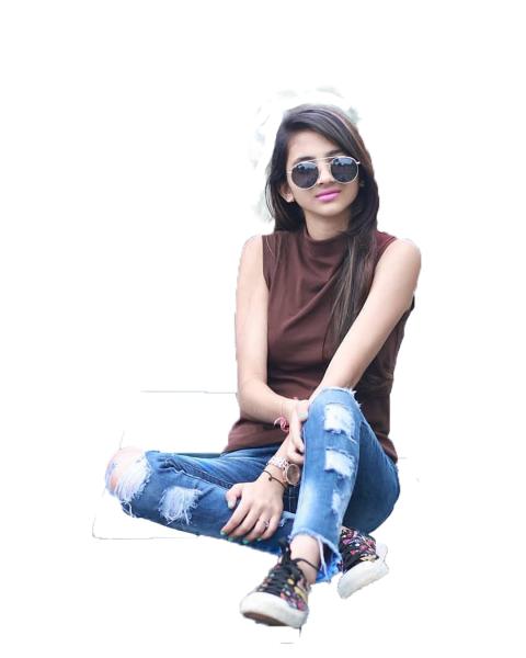 Indian Girl PNG HD Beautiful Editing PicsArt in goggles