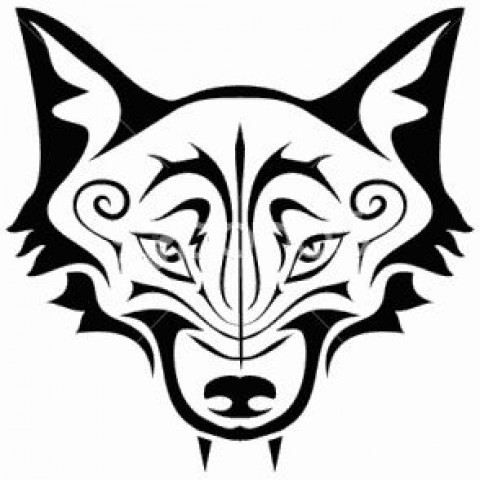 Lion Face Tattoo Hand Arm Design PNG HD (4)