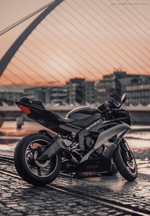 Bike PicsArt Editing Backgro