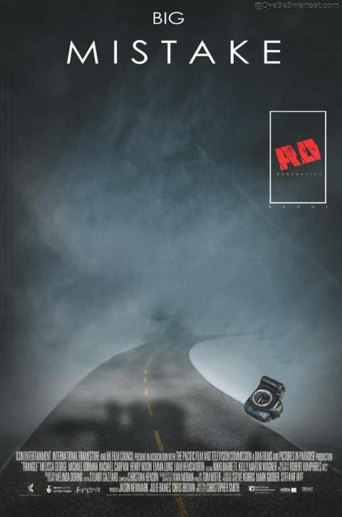 Big Mistake Poster CB BACKGROUND HD - PicsArt