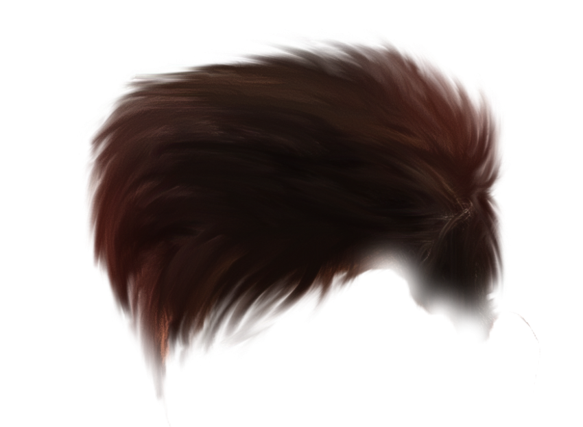 Lover Boy Hair Png for editi