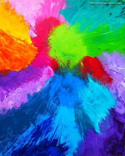 Holi Color Editing Backgroun