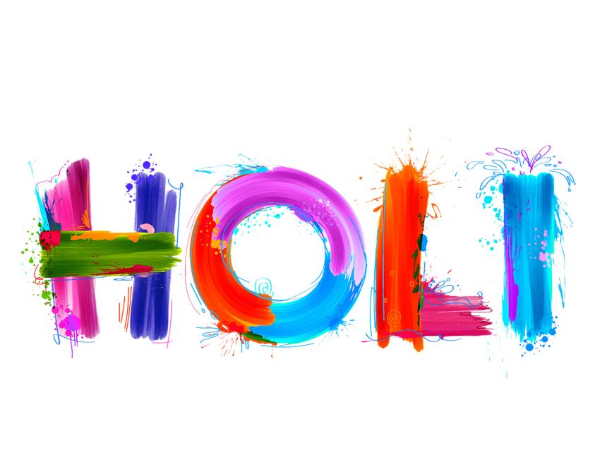 Happy Holi PNG Editing PicsA