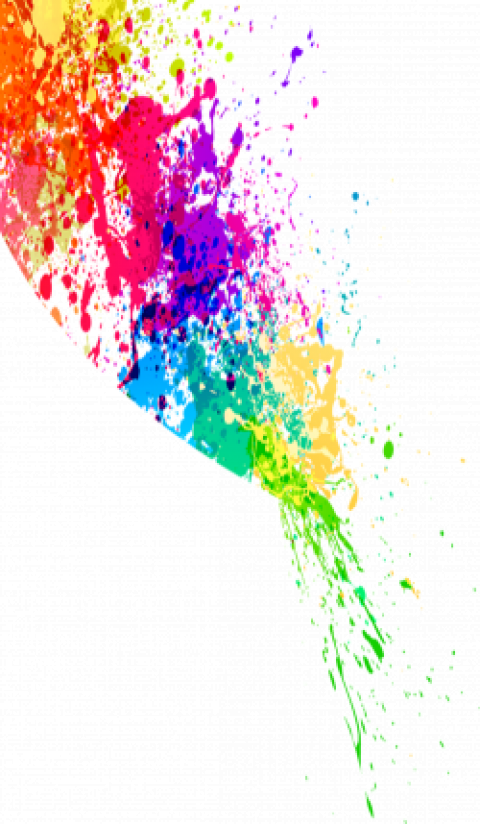 COlor explosion Editing PNG