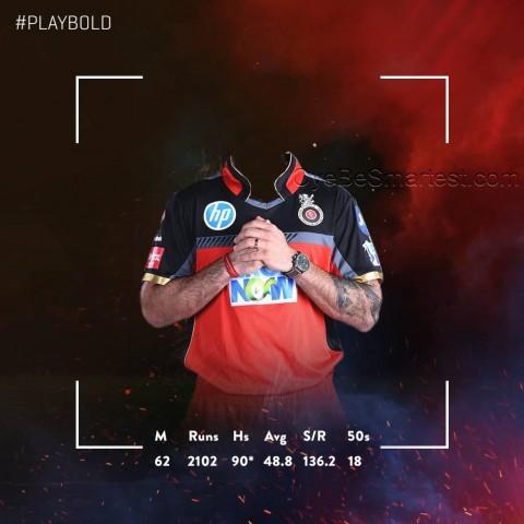 RCB IPL Editing Background T