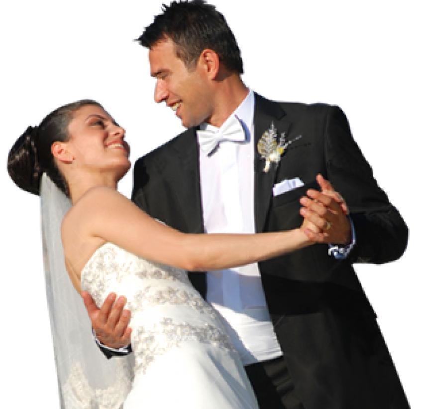 Wedding Love Couple PNG HD M