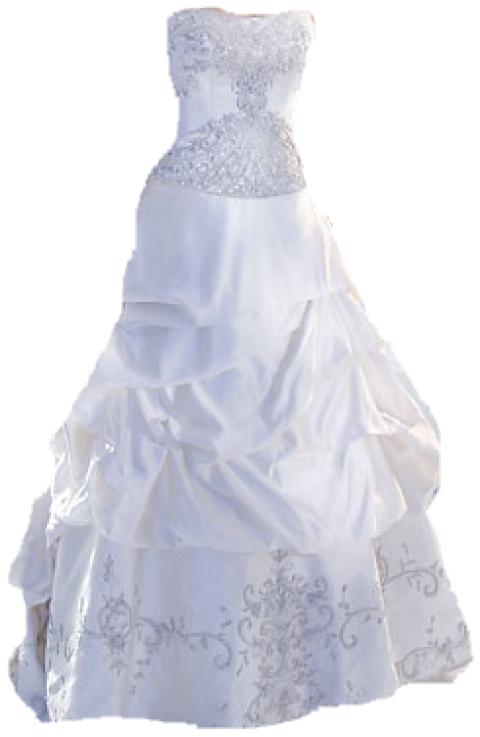Wedding Dress PNG HD (1)
