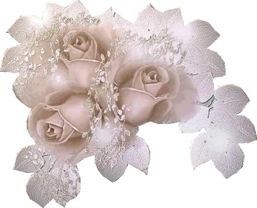 Гифы свадебные цветы, поздравления красивые для