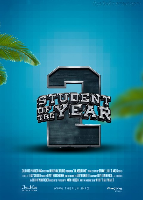 Student of the Year 2 CB Edi