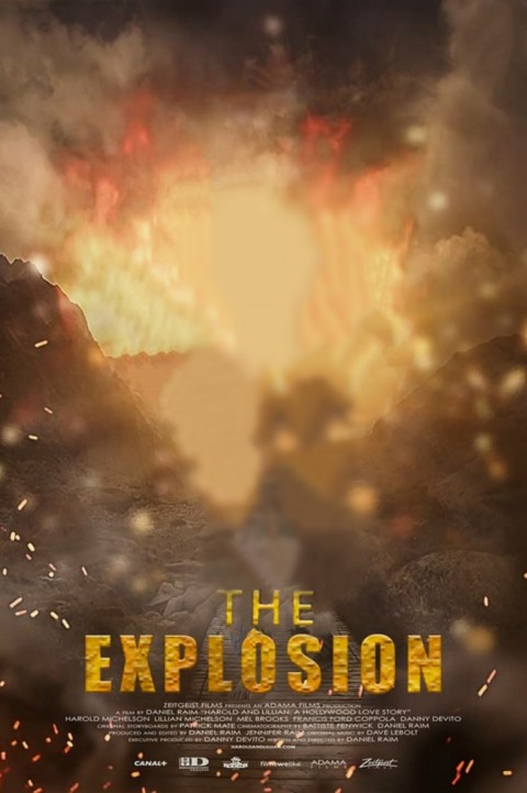 The Explosion Movie Poster E