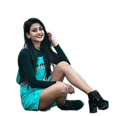 Indian Beautiful Girl PNG HD Sitting Fashion style