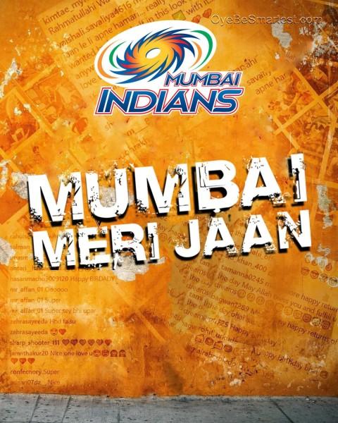IPL Mumbai Indians Editing B