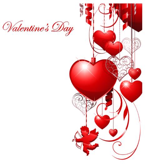 Love PNG Happy valentines da