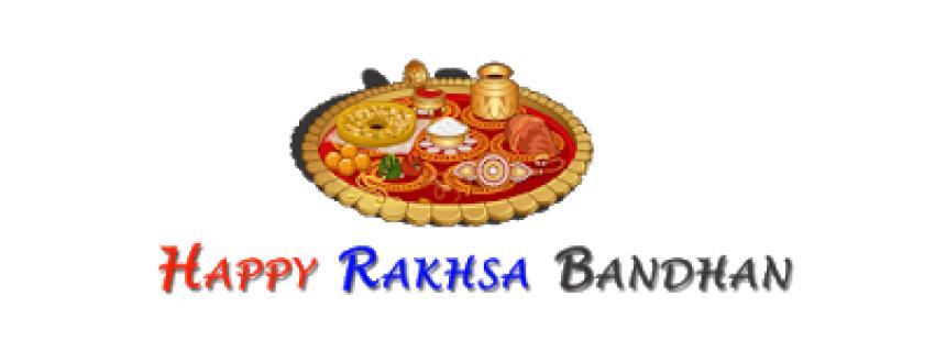 Happy Rakshabandhan Rakhi Te