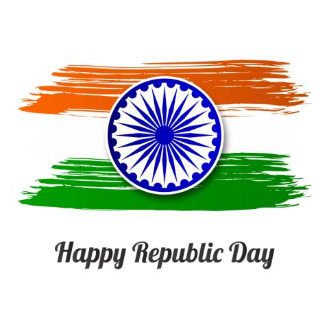 ashoka chakra Indian Flag PN