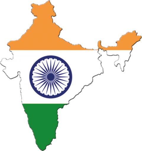 Bhartiya chitra Indian Flag