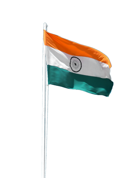 Hindustani Indian Flag PNG T