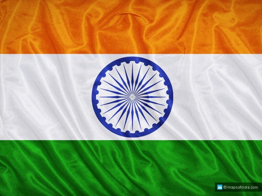 original tiranga Indian Flag