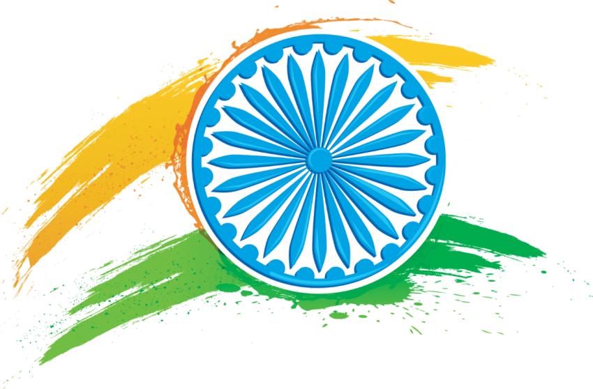 penel trans Indian Flag PNG