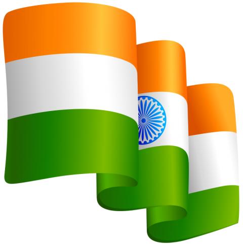 tiranga bharat Indian Flag P