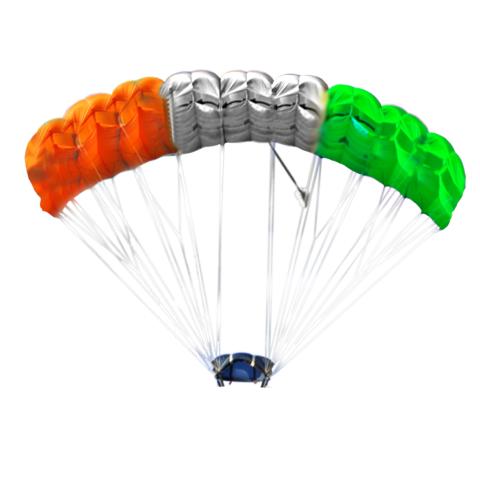 parachute tiranga 15 August