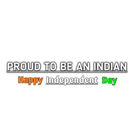 proud indian transparent 15