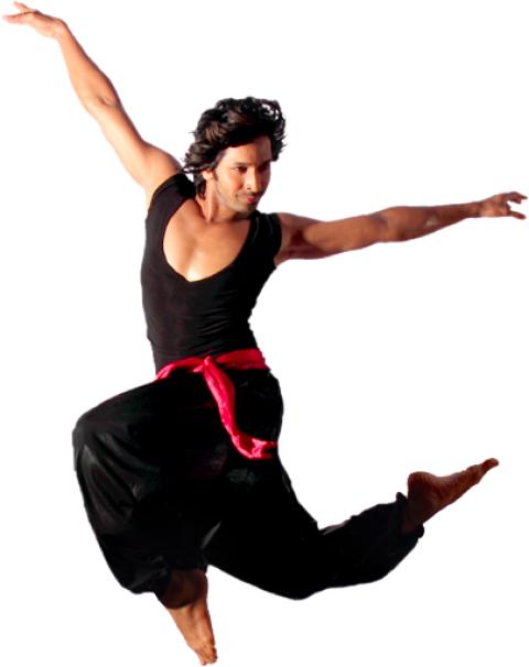 Dancing Boy Dancer Png Trans