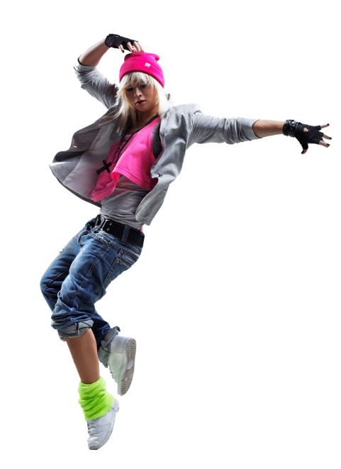 Dancing girl woman Png dance