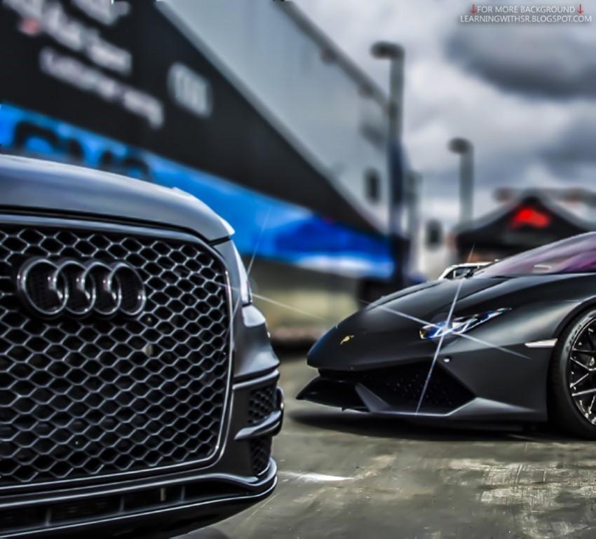 Audi manipulation Editing Ba