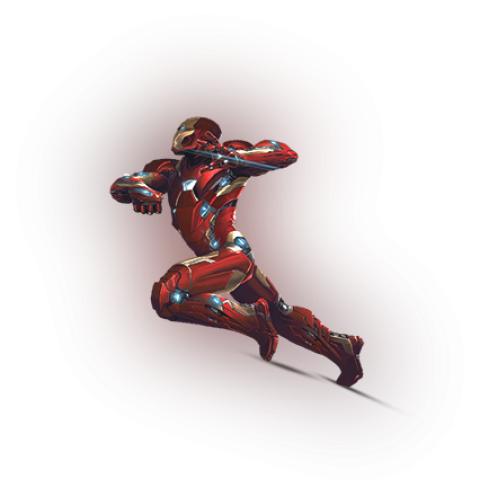 Iron Man 3 PNG Flying Iron Man  3d PNG HD