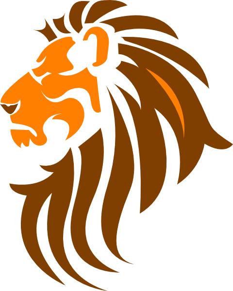 Lion Head HD PNG Vector Lion Head PNG Transparent Vector Clipart