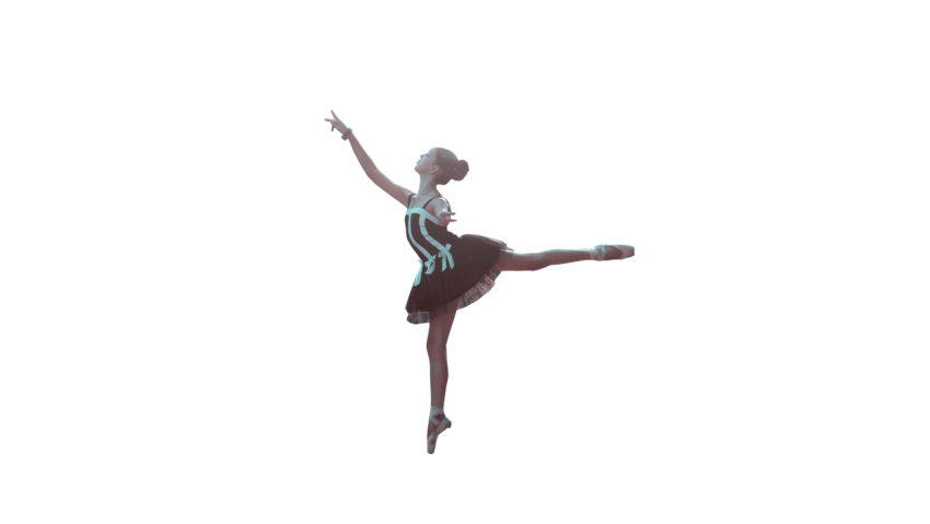 Dancing Girl PNG Lady