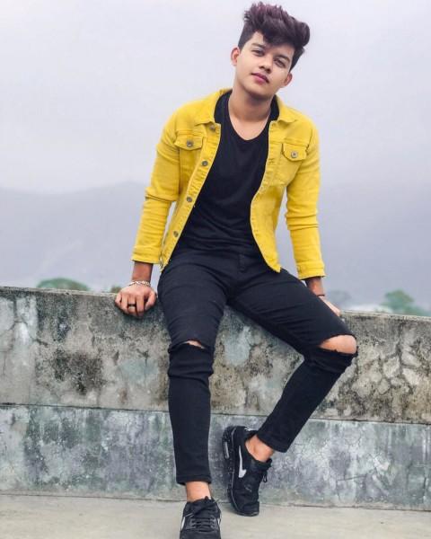 Tiktok star  Riyaz Aly Stylish Instagram Photo Download - TikTok Star (15)