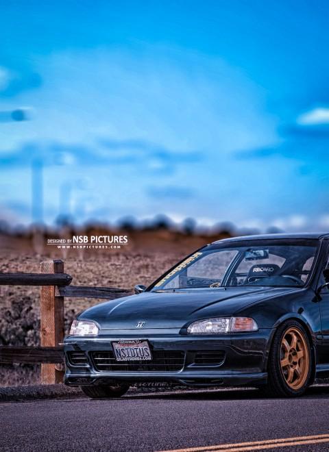 CB Car Editing Background